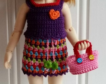 Yosd/LittleFee 5 Pc Outfit Set Summer in the City