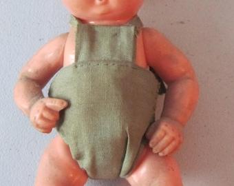 Vintage hard plastic Irwin Baby Doll