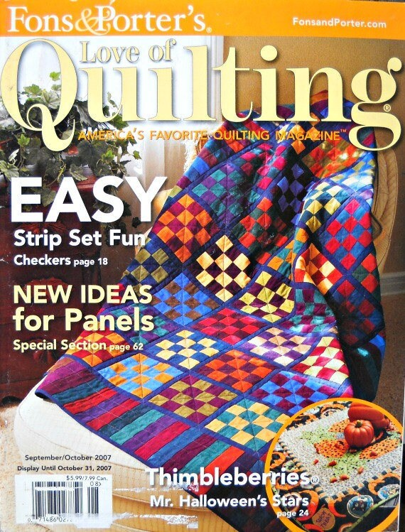 magazine quilting quickly summer porter of and quilt porters tutorial love