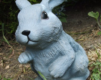latex mould/moulds/mold.   new standing upright rabbit