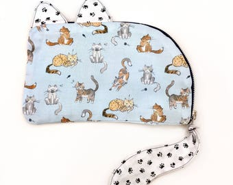 Catnip Zipper Pouch - The Purrrfect Project for Every Cat Lover DIGITAL PATTERN
