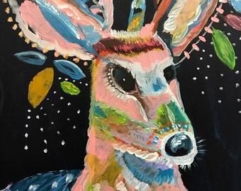 Deer of sorts