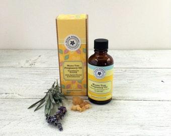 Mama Tum Pregnancy Massage Oil