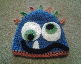 toddler monster hat