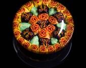 Artisan Orange Butterfly ...