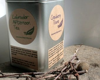 Northern Tisane and Teas Tin Set - You choose your combination