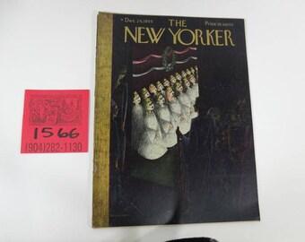 Classic Christmas Eve Edition-Dec.24-1949 New Yorker Magazine