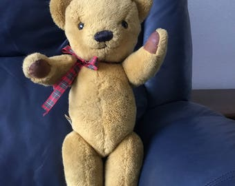 Merrythought Vintage Teddy Bear