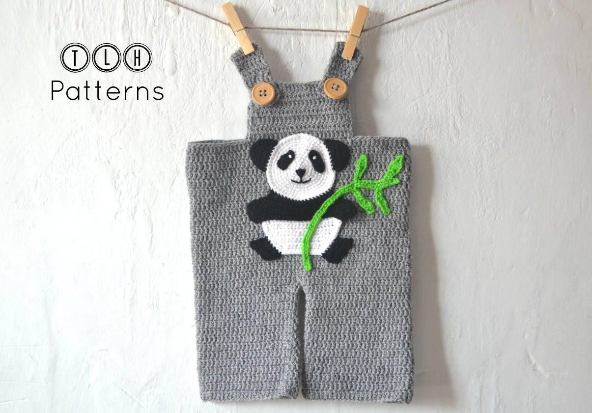 Crochet baby dungarees pattern, crochet baby overall, crochet baby ...