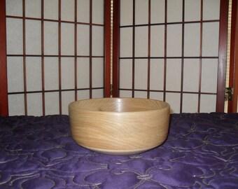 Layered Sassafras Hand turned Wood Bowl
