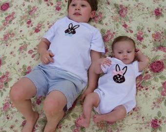 Choclate Bunny Shirt
