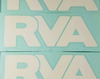 RVA decal