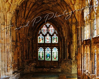 STAINED GLASS, CATHEDRAL, church, fine art, wall art, home decor, 8 x 10 photo, 8 x 10, spiritual, architecture, fine art photography, art