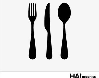 kitchen utensils svg etsy rh etsy com  free clipart kitchen utensils