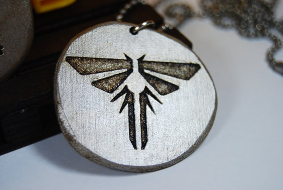 The last of us pendant fireflies video game dog tag custom the last of us pendant fireflies video game dog tag custom name colgante the last of us lucirnagas videojuego militar personalizado aloadofball Images