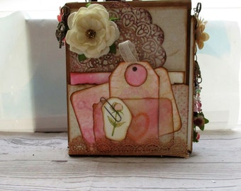 Hideaway Junk Journal