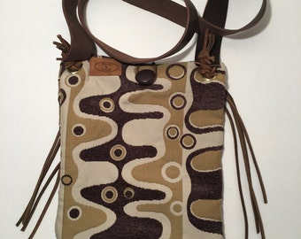 Satchel, crossbody, boho, bohemian, leather, handmade,