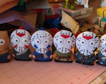 Jason Voorhees from Friday the 13th - Choose any Jason!