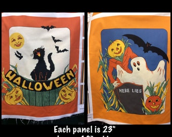 Witching Hour Wallhangings set of 2 fronts