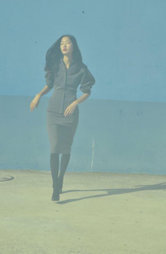 ALAIA Body Conscious Form Suit