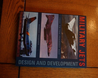 Military Jets Reference Book