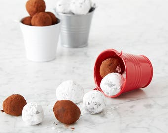 DIY Baking Kit for Chocolate Truffles (GF!)