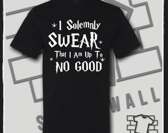 I Solemnly Swear, Harry Potter, Harry Potter Shirt, Harry Potter Gift, harry potter mens shirt, Harry Potter shirt, Harry Potter shirts