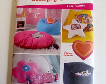 Simply Teen by Simplicity Home Decorating - Pattern 5105