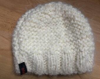 Bonnet in Alpaca and Merino