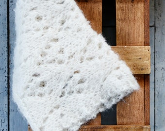 Extra Soft Mini Blanket - Newborn Photography Prop