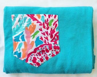 Lilly Pulitzer Pocket Shirt Warehouse Sale!