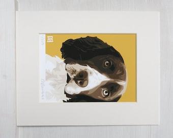 Springer Spaniel ART PRINT