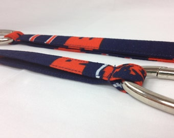 The Touchdown: Keychain (Chicago Bears Print)