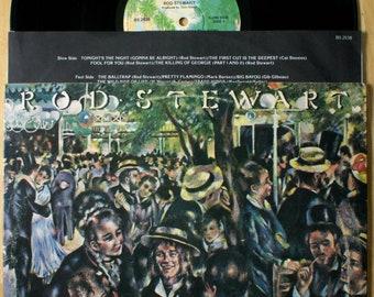 Rod Stewart - A Night on the Town (1977) Vinyl LP  Tonight's the Night