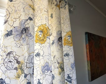 Window Curtains, Curtains, kitchen curtains, bedroom curtains.