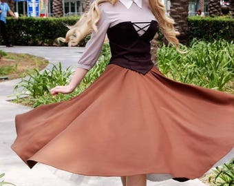 Briar Rose costume - Disney Princess dress