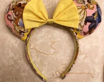 Beauty mouse ears