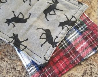 Reusable cloth napkins