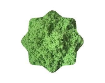 4oz grassy green cloud slime