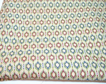 Duralee 15559/69 Red/Gold Home Decor Fabric