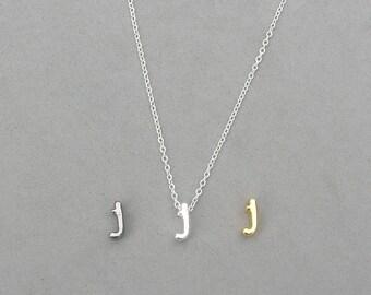Initial j Necklaces 373