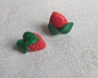 Orecchini  fragoli