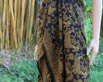 Batik Sarong, Beach Sarong, Pareo