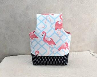 Flamingo - Tote-Along-Bag
