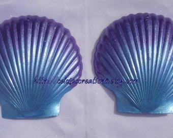 Custom Mermaid Seashell Bra version 2 MADE TO ORDER