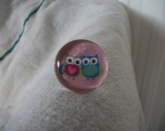 Ring - Two Owls