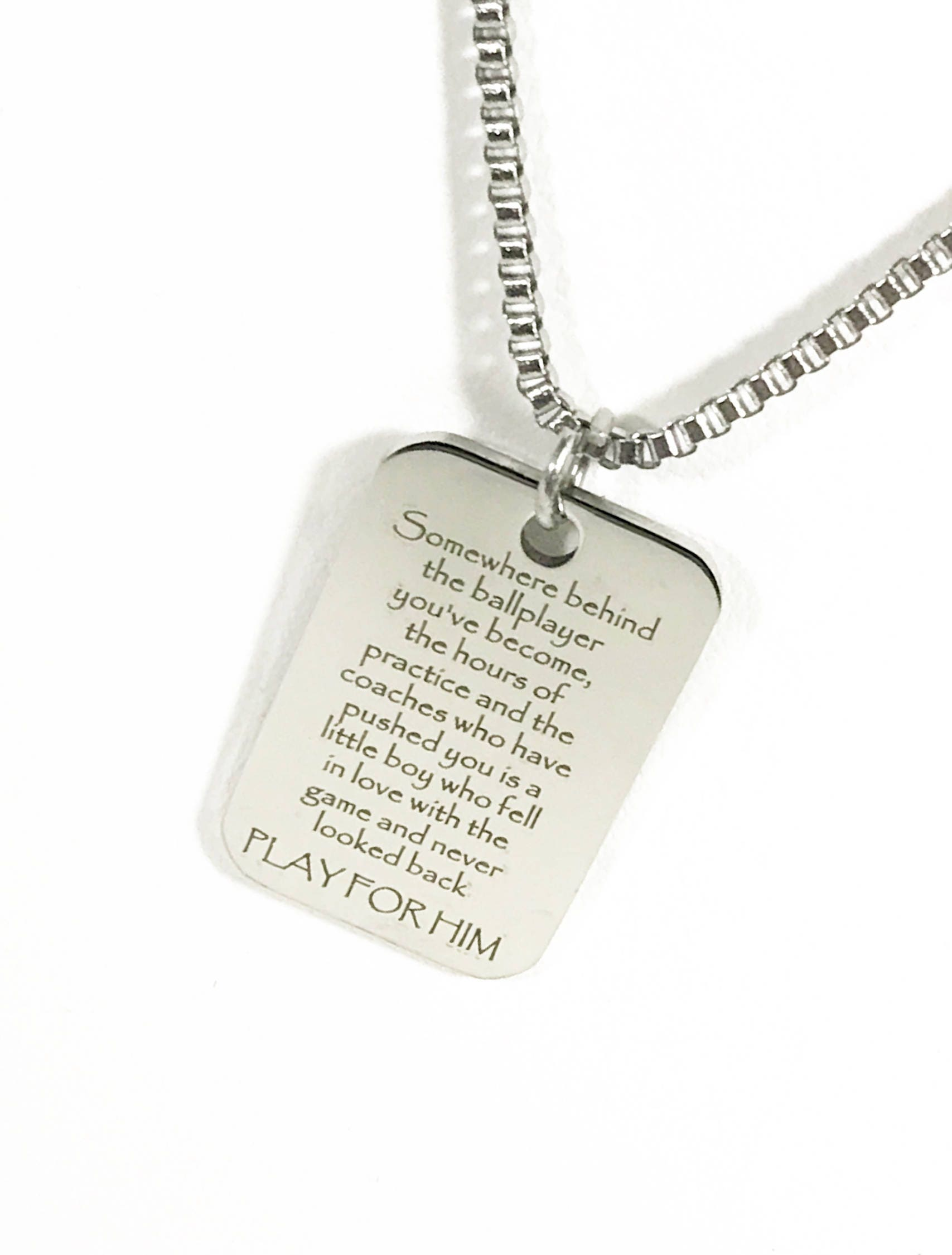 love necklace pendant baseball lisa image mom products