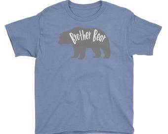 Brother Bear Boys' Tee, Brother Bear T-Shirt, Brother Bear Shirt, Brother Bear Tee, Brother Bear T-Shirts, Comfort T-Shirt, Comfort T-Shirts