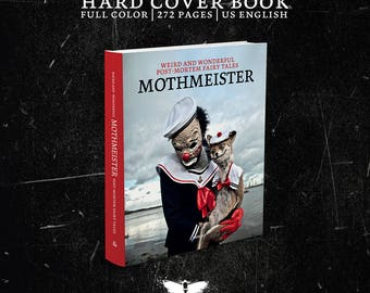 Mothmeister - hard cover book