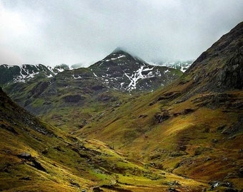 Grisedale Valley - On The Path To The Tarn